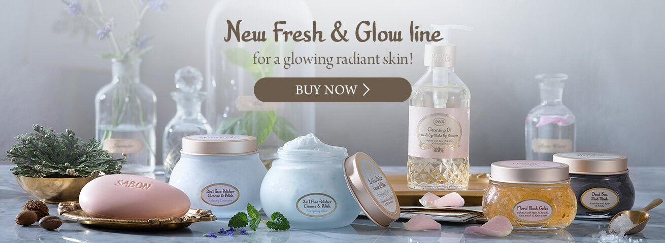 Fresh & Glow Collection: