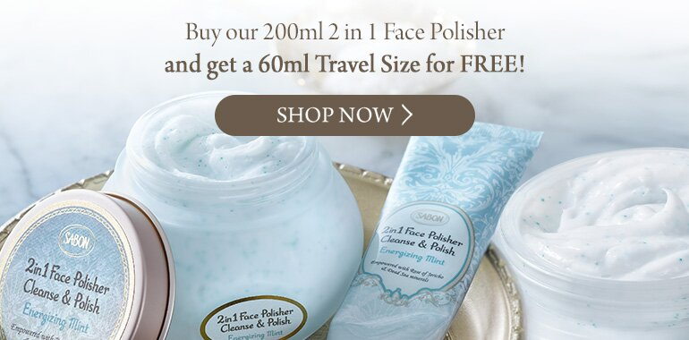 2 in 1 Face Polisher Special Offer: