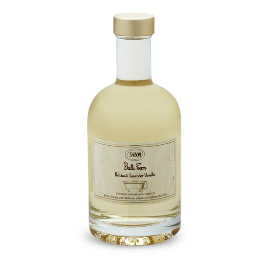 Bath Foam Patchouli Lavender Vanilla