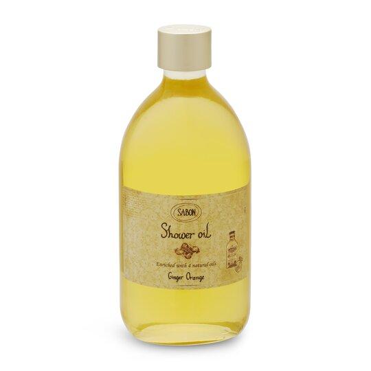 Shower Oil Ginger Orange