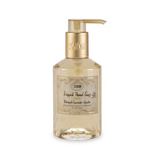 Liquid Hand Soap Patchouli Lavender Vanilla