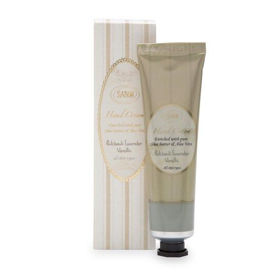 Hand Cream Patchouli Lavender Vanilla