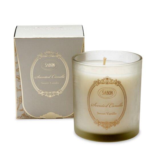 Scented Candle L Vanilla