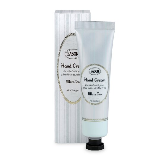Hand Cream - Tube White Tea
