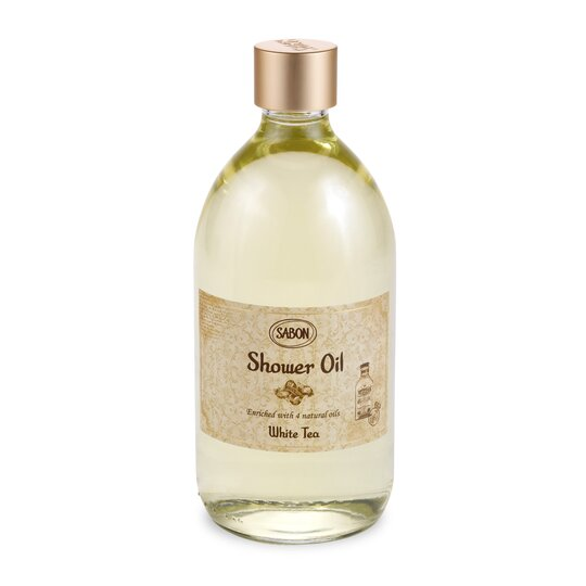 Shower Oil White Tea