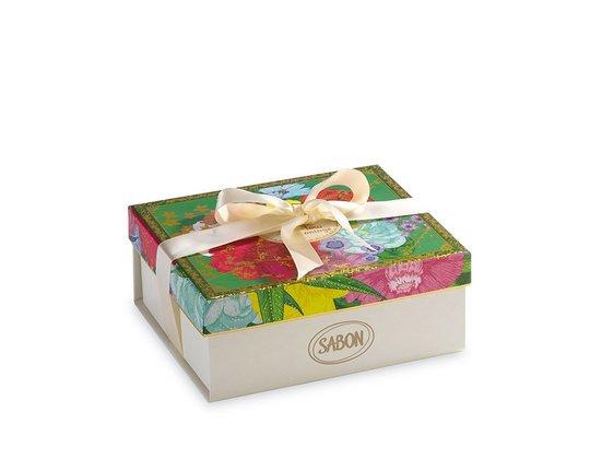 Logo Box Floral Bloom - S