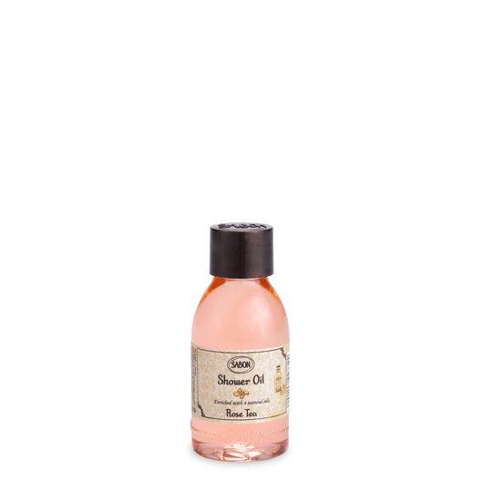 Mini Shower Oil PET Rose Tea