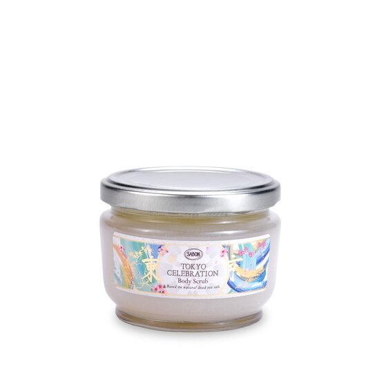 Small Body Scrub Clear Dream