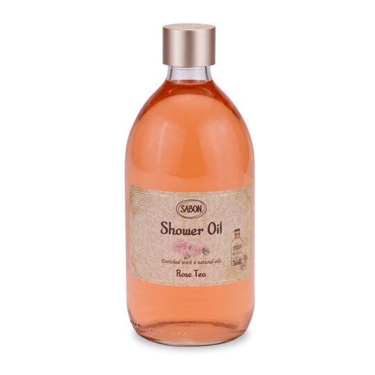 Shower Oil Rose Tea