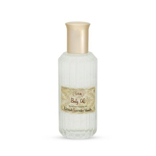 Body Oil Patchouli Lavender Vanilla