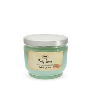 Body Gel Polisher Body Scrub Jasmine