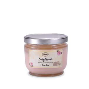 Gift Boxes Body Scrub Rose Tea