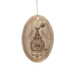 Car Air Freshener Patchouli Lavender Vanilla