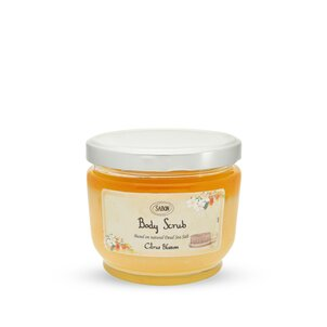 Shower Oil Body Scrub Citrus Blossom