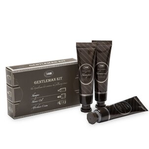 Face- & Body Care Travel Kit Gentleman