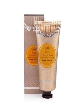 NEW Butter Hand Cream Ginger Orange