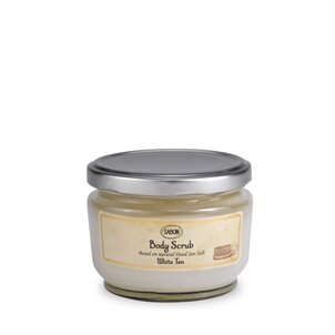 Body Scrub Small Body Scrub White Tea