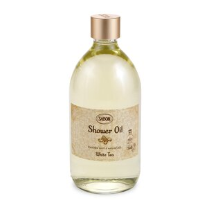Solid Soaps Shower Oil White Tea