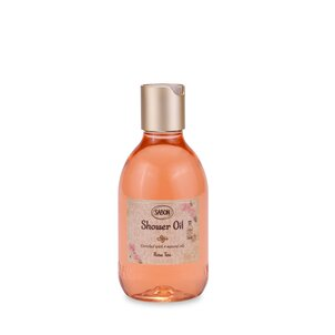 Milky Soap Shower Oil PET Rose Tea