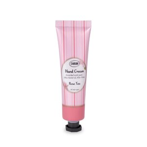 Body Lotion Hand Cream - Tube Rose Tea