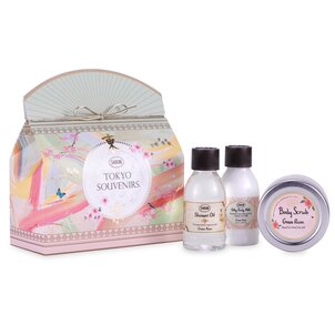 Gift Boxes Gift Set Summer Ritual Green Rose