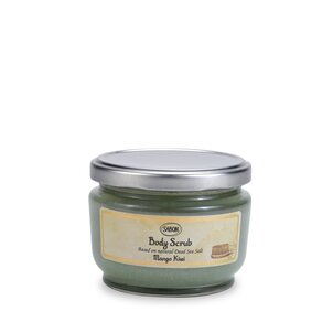 Body Scrub large Body Scrub Small Mango Kiwi
