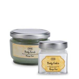 Gift Kits Mango Kiwi Set - Body Scrub & Body Gelèe