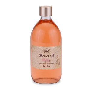 Gift Boxes Shower Oil Rose Tea